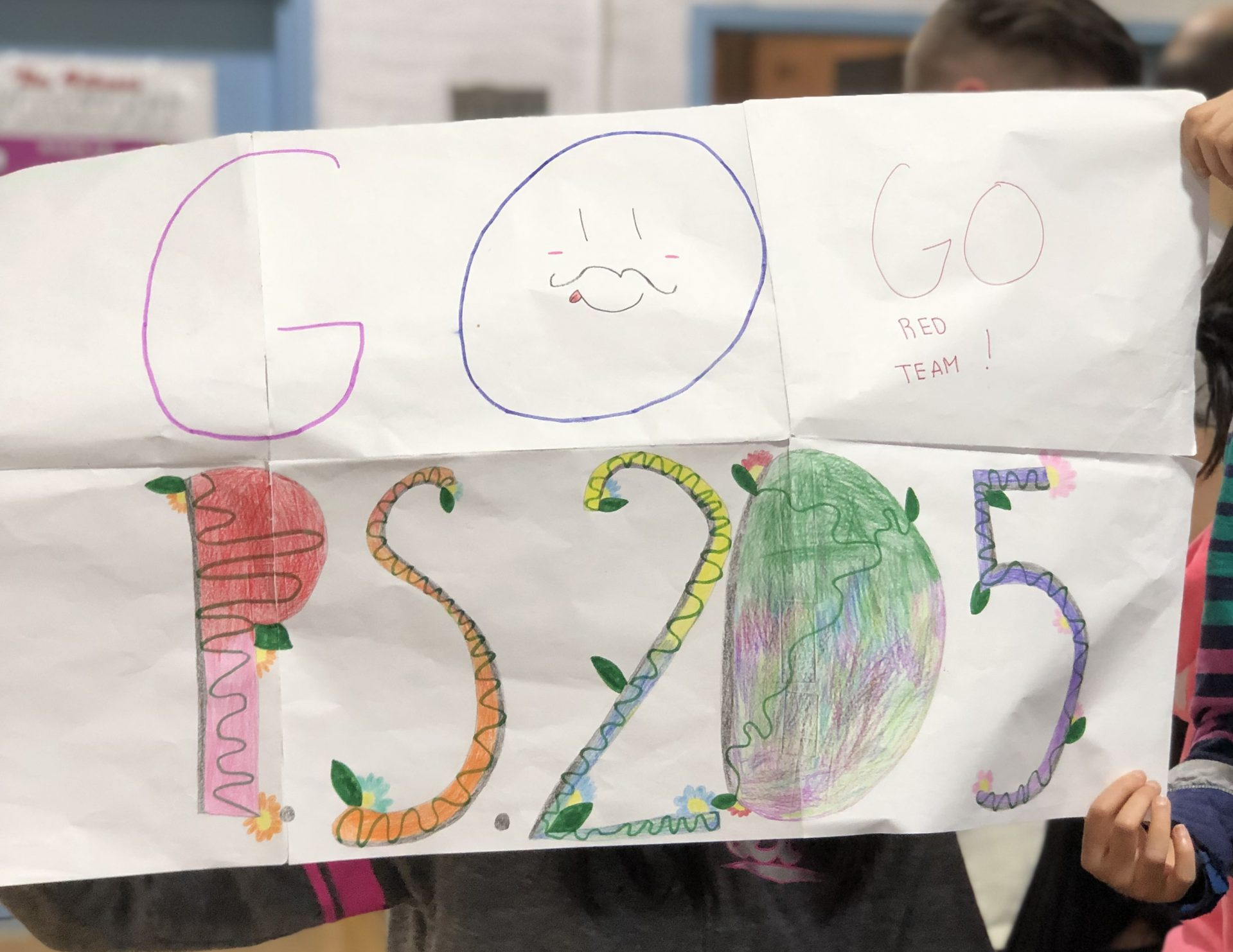 go ps 205 artwork