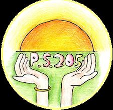 ps 205 logo